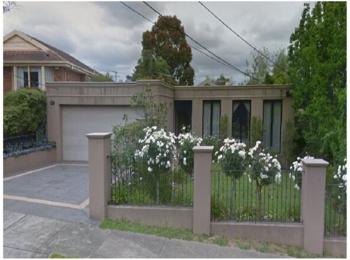 800 平方米 – 可划分两个产权 – Balwyn High 校区 四室两厅两卫 800平方米